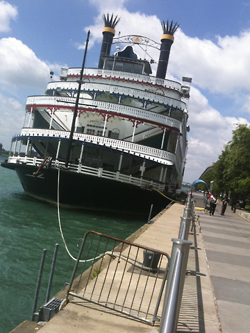 Detroit River Princess