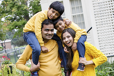 Preetham Family Session
