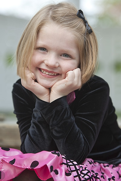 Child Photography Contest - Fallyn