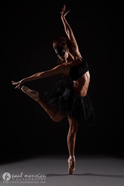 Ballet Model Photographer in Metro Detroit