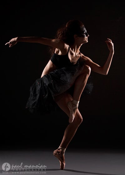 Ballet Model Photographers in Metro Detroit