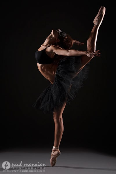 Ballet Models Photographer in Metro Detroit