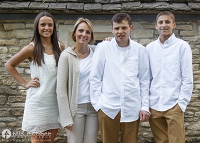 Grosse Pointe Family Portraits Photographer