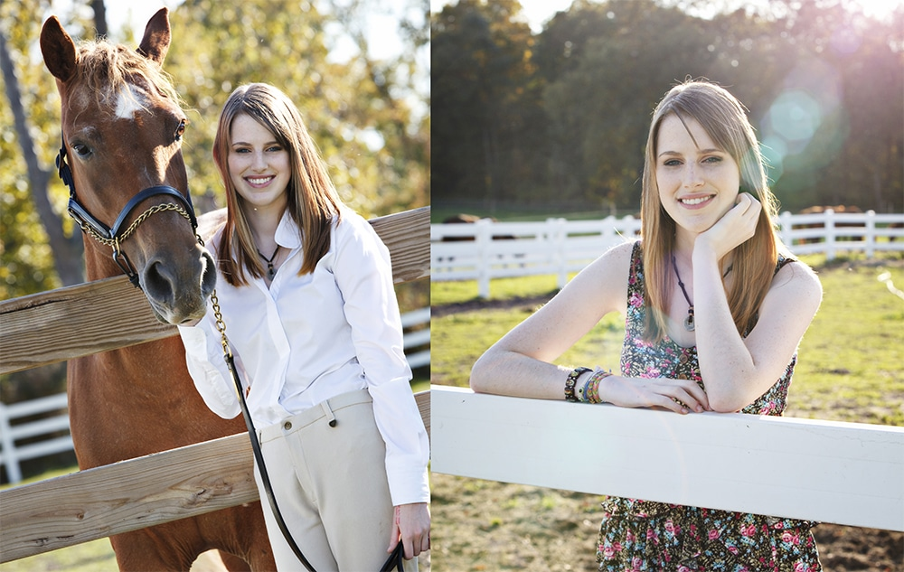 Best Senior Pictures with Horses