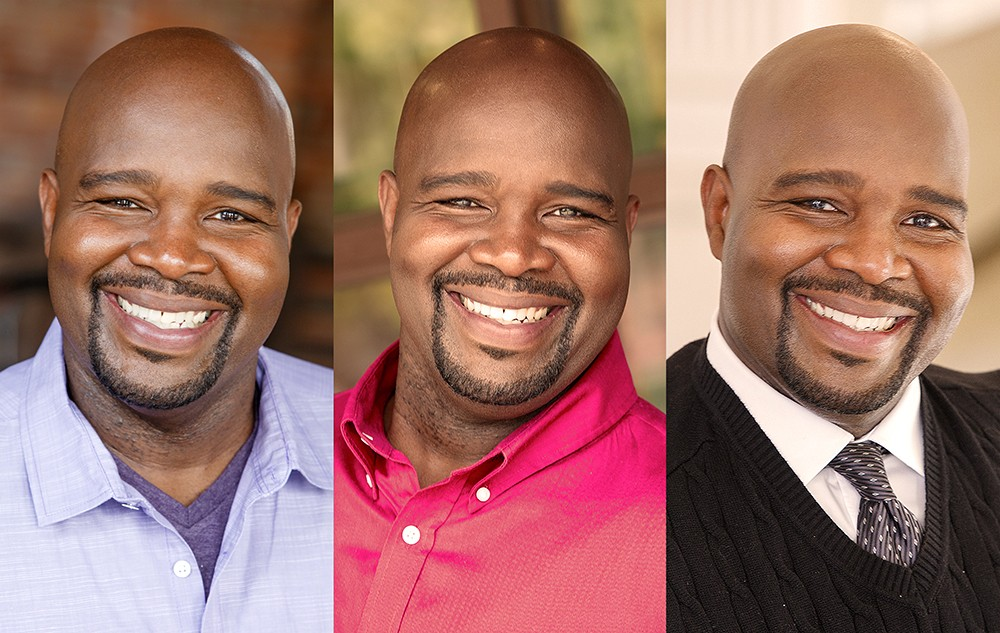 Detroit Actor Headshot Photographer