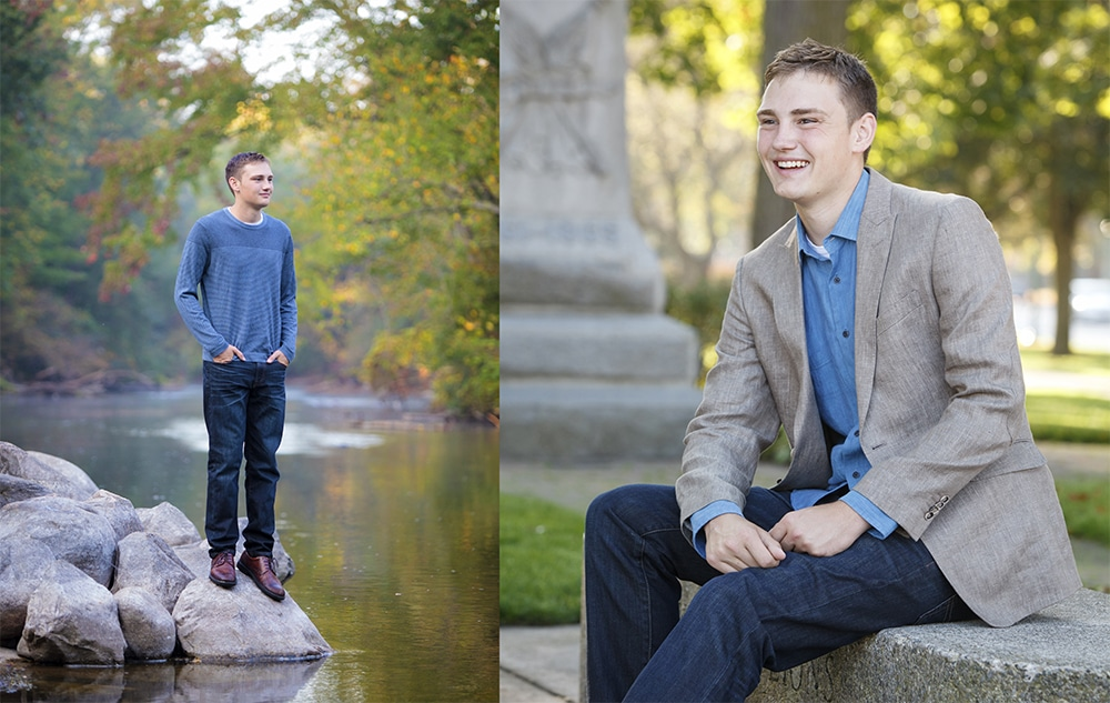 Best Outdoor Senior Pictures Photographers