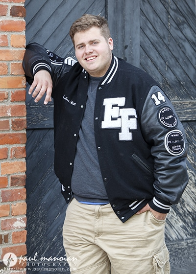 Dearborn Senior Pictures - Edsel Ford High School