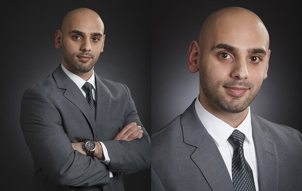Attorney Headshots Photographers - Detroit Photographer