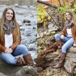 Fall Senior Pictures Northville Photographers