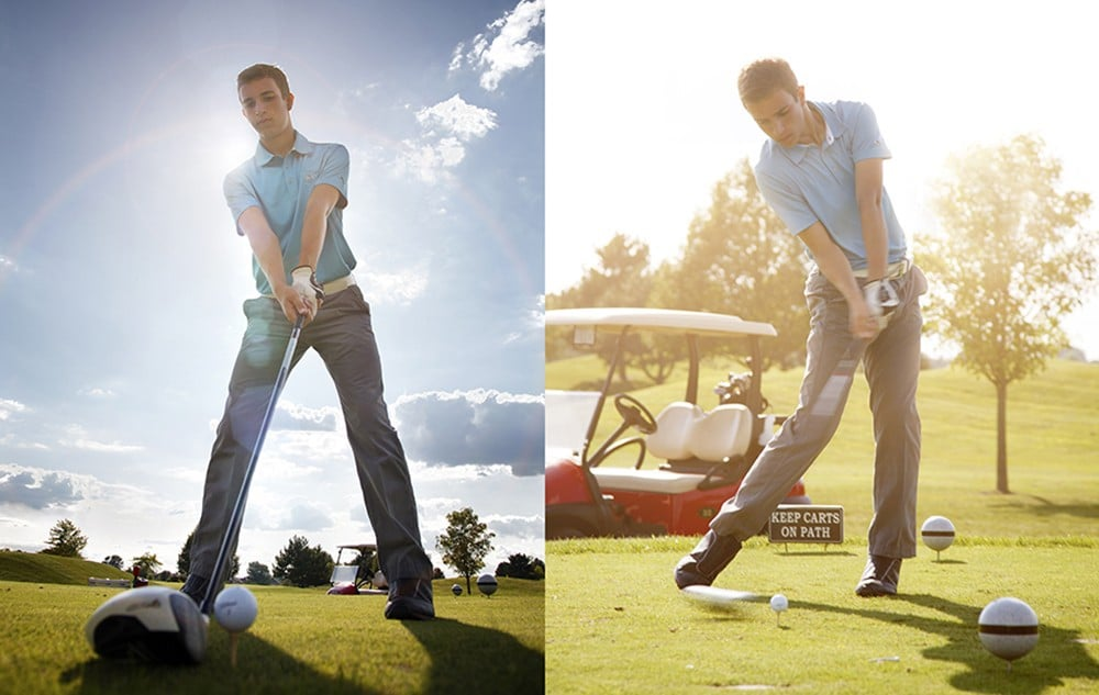 golf senior pictures photographer marca 1000x633 - Senior Pictures (Just Guys)