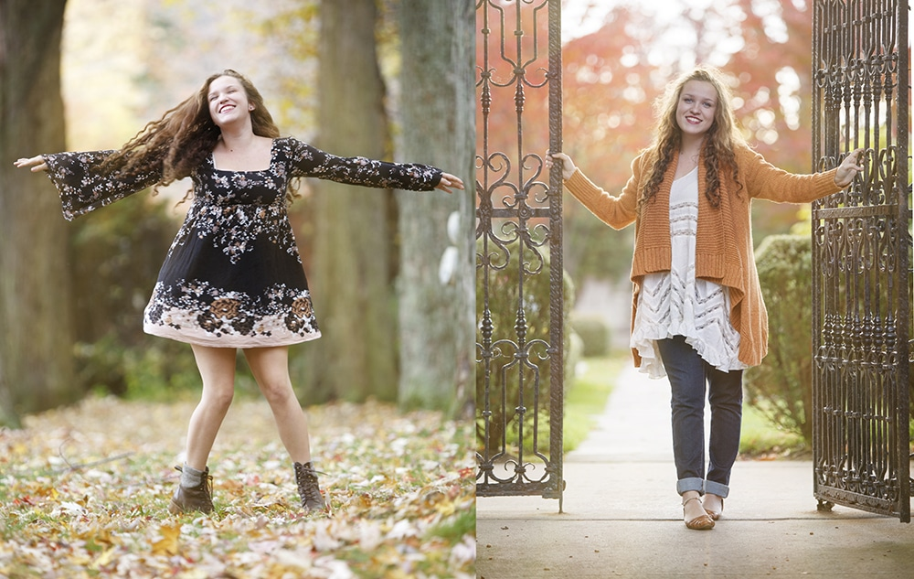 Best Grosse Pointe Shores Photographers - Senior Portraits