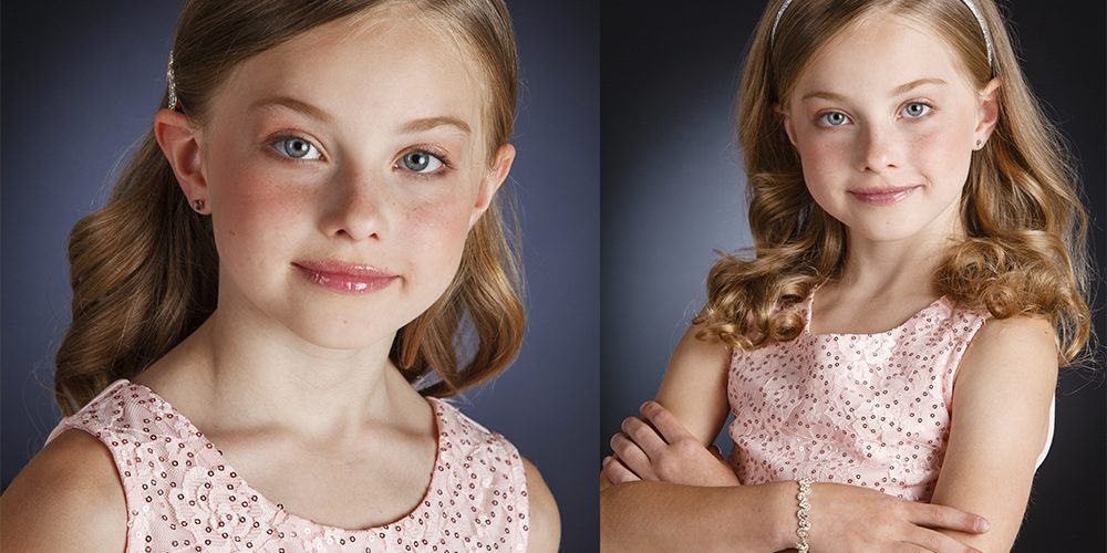 Best Acting Headshots for Kids