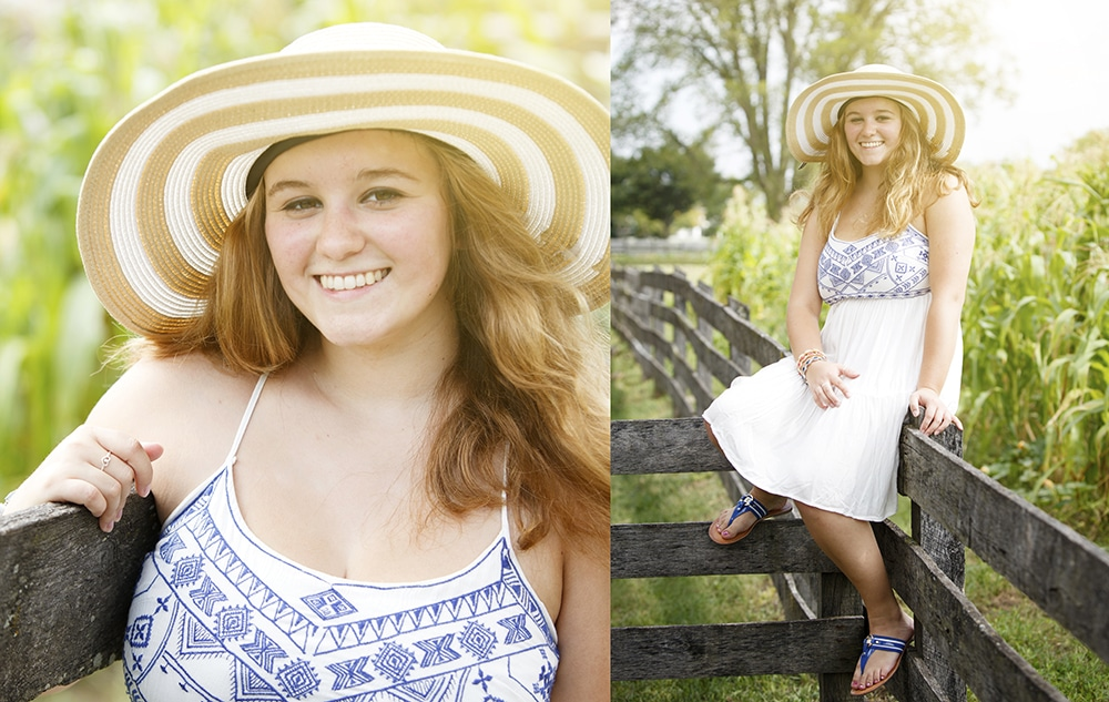 Best Northville Photographers - Senior Pictures