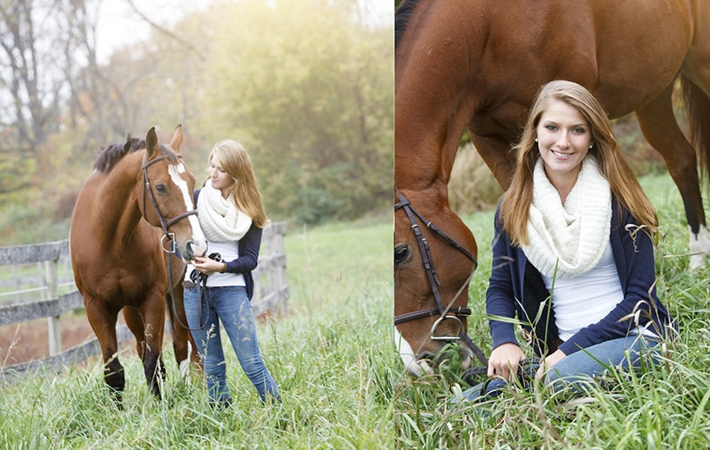 senior pictures with horses 20131015a 1000x633 - Senior Pictures (Just Rustic)
