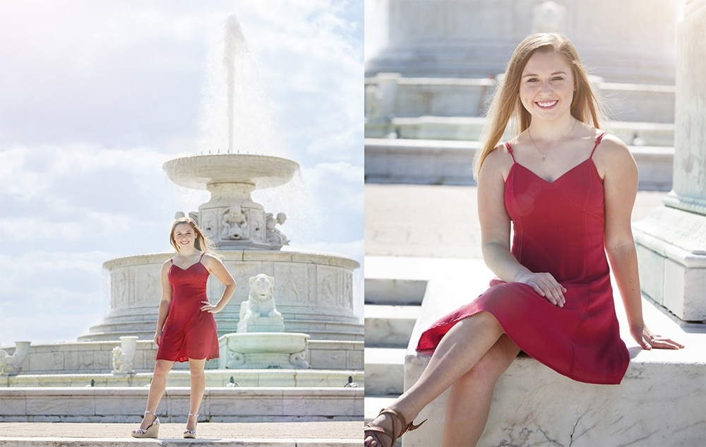 St. Clair Shores Senior Pictures Photographer