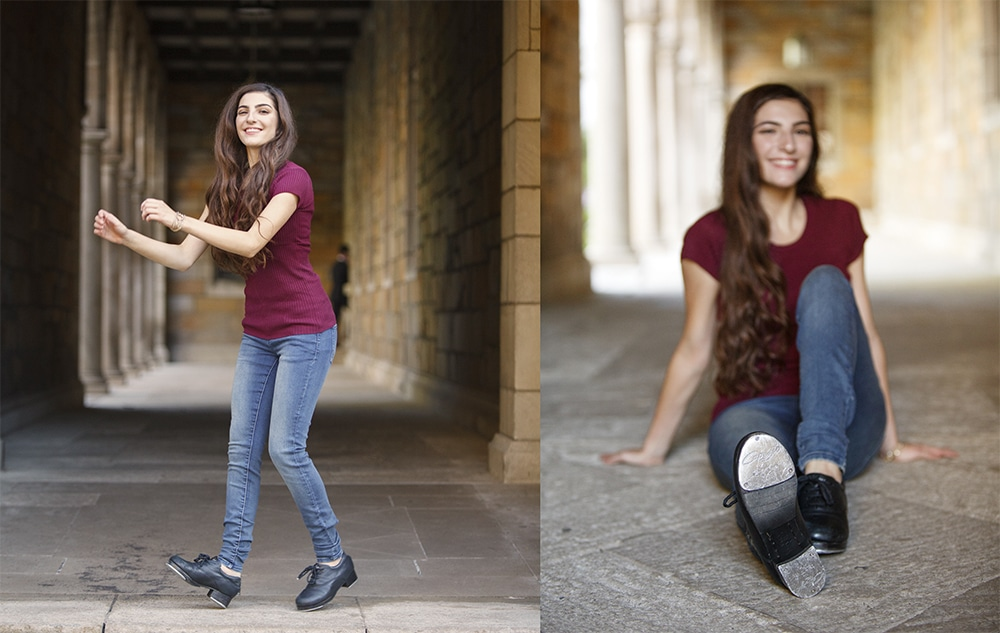 Dance Senior Pictures - Ann Arbor Photographers