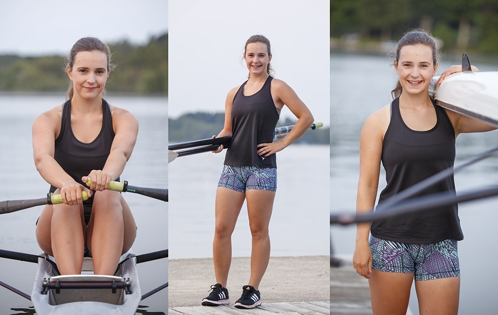 Rowing and Crew Senior Pictures
