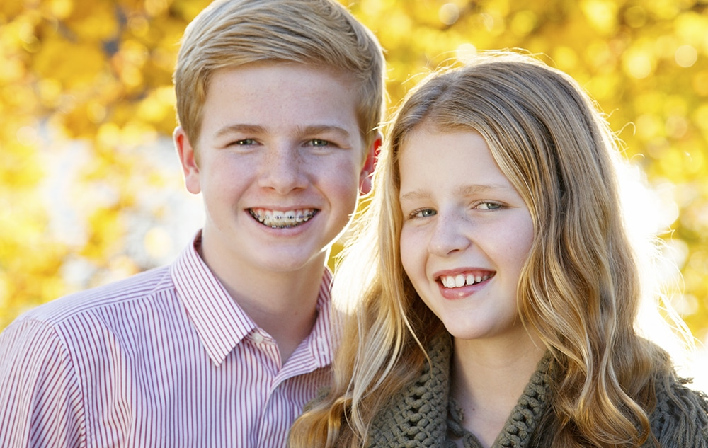 Best Fall Kids Portraits