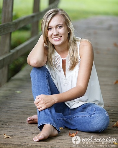 Lake Orion Senior Pictures Photographer