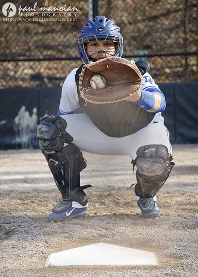 Baseball Senior Portraits Ideas