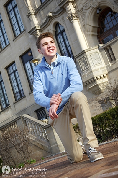 University of Detroit Jesuit Senior Pictures Photographers
