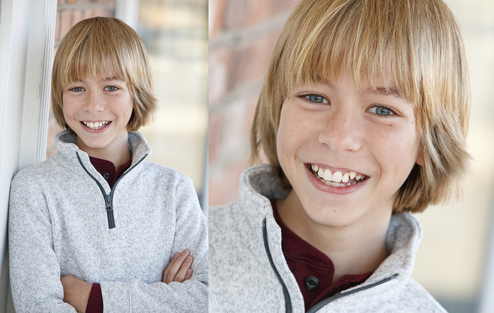 Detroit Kids Acting Headshots