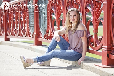 St. Clair Shores Senior Portraits Photographers