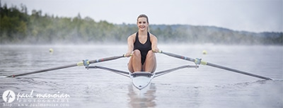 Traverse City Rowing Senior Pictures