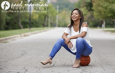 Basketball Senior Pictures Ideas