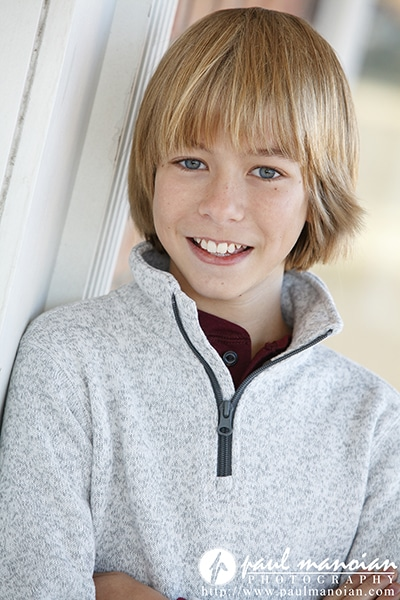 Detroit Child Actor Headshots Photographers
