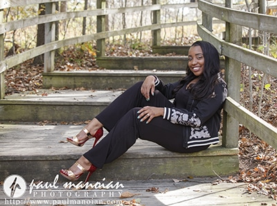 Clinton Township Senior Portraits - Detroit Photographer
