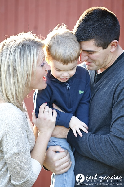 Fall Family Portraits - Farmington Photographers