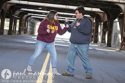 Senior Pictures with Twins - Detroit Photographers