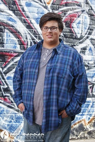 Troy Senior Pictures - Detroit Photographer