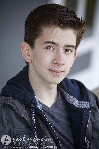 Youth Theatre Acting Headshots
