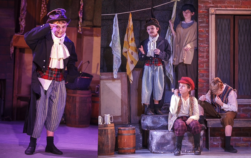 Theatre Photographers - Oliver Artful Dodger