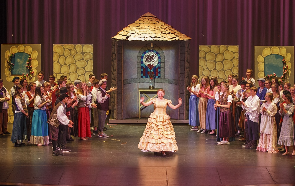 Theatre Photographers - Beauty and the Beast