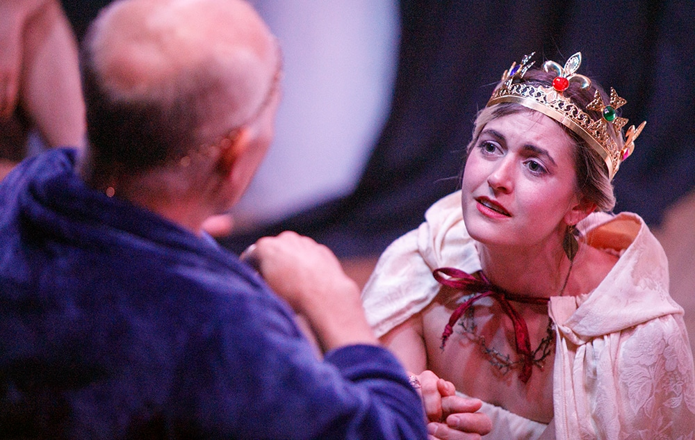 Professional Theatre Photographers - Shakespeare King Lear