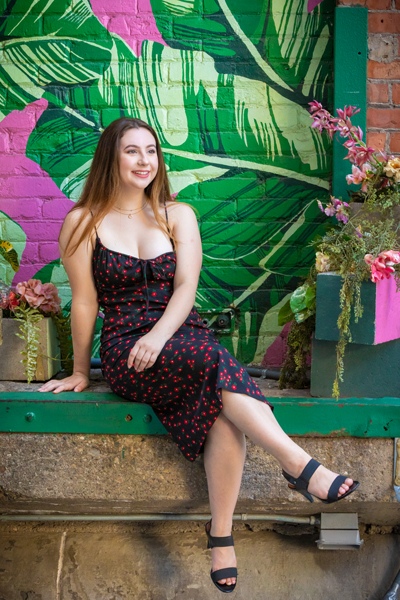 Grosse Pointe Woods Senior Portraits Photographers